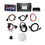 WA0069 KESS V2 V4.36 Master Version Keine Token ECU Programmierungs-Werkzeug OBD2-Manager Tuning Kit Car Diagnostic Tool Set blau