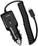 AmazonBasics Lightning-Autoladegerät für iPhone, iPad und iPod (2.1A Ausgangsleistung)