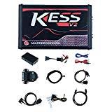 Functy WA0069B KESS V2 5,017 Master Version Keine Token ECU Programmiertool Scanner